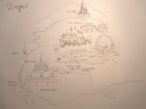 Bren Map